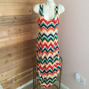 Dresses & Skirts - Colorful maxi sun dress